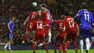 اهداف ليفربول 1-3 تشيلسي { ذهاب ربع نهائي دوري الابطال 2009 }