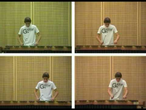 14-year-old plays 'Star Wars A Cappella' on marimba (John Williams Is The Man Tribute) Music Videos