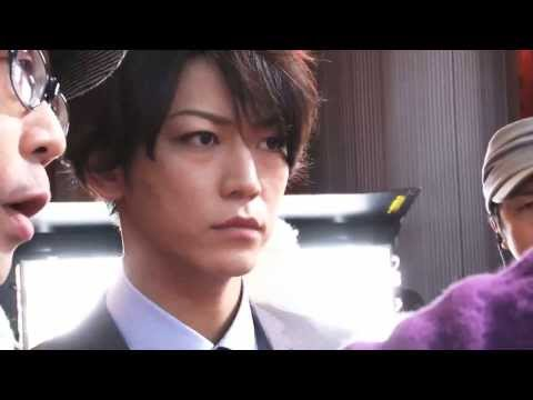 Kamenashi Kazuya - Making New Cm Aoki prenium Light Suit (2014.03.06) video