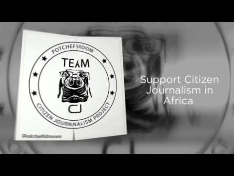 Support Citizen Journalism in South Africa