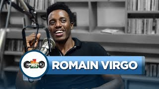 Romain Virgo talks LoveSick album reaching #1 on billboard + staying out of mixup