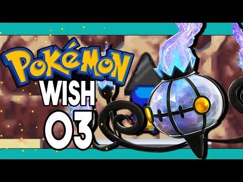 Pokemon Wish GBA Rom Hack Part 3 LOST SPIRITS! Gameplay Walkthrough