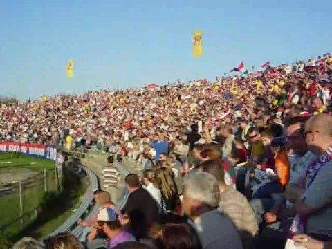 Żużel - Wybrzeże - Daugavpils - Trybuny - 24.09.2006