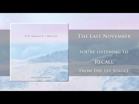 The Last November - Recall