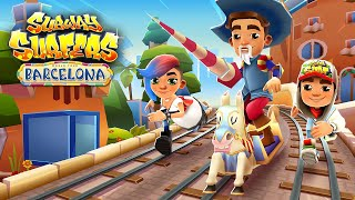 Subway Surfers World Tour 2019 - Barcelona (Official Trailer)