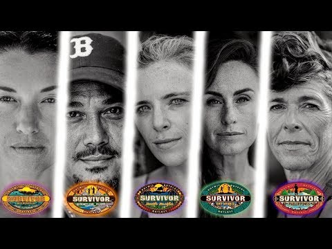 The Road to Victory for Every Winner on Survivor: Winners at War - Part 2