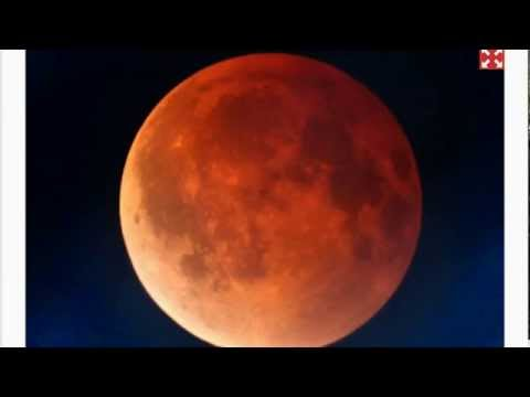 Blood Moon Rising! Shortest of the Century, 3rd of Current Tetrad