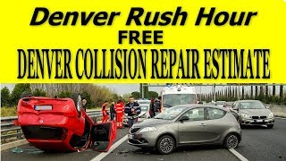 Denver Collision Repair Estimate - Denver Auto Body Repair