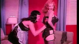 Bettie Page  Tempest Storm, Teaserama
