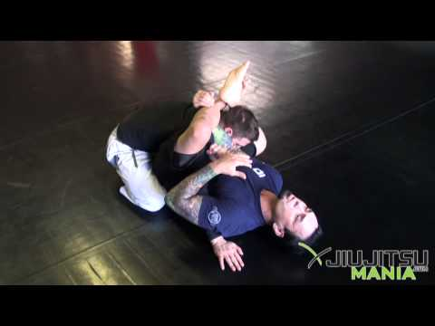 Technique - Eddie Bravo - Armbar From Rubber Guard  - JiuJitsuMania Image 1