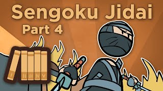 Warring States Japan: Sengoku Jidai - The Death of Oda Nobunaga - Extra History - #4