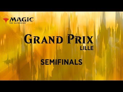 Grand Prix Lille 2018 (Standard) Semifinals