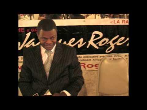 INRI RADIO   JacquesRogerShow   COTE D'IVOIRE  PROCUREUR VS GBAGBO AFFAIRE OUREMI 26 02 13part1