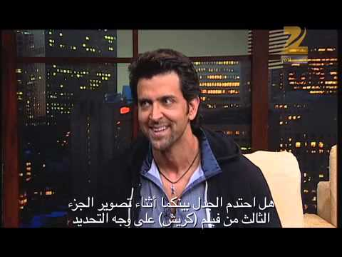 Hrithik Roshan on Aalam Bollywood - part 2