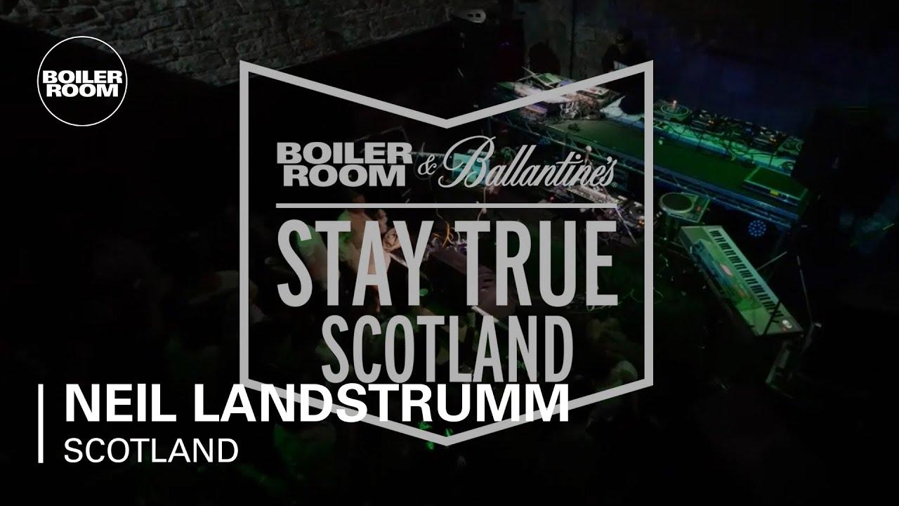 Stay True Band Ballantine's Stay True
