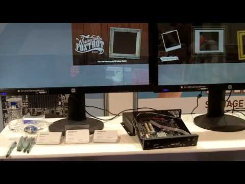 DSE 2015: Gigabyte Highlights System Cases and Solutions