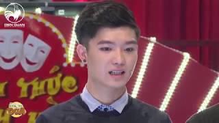 Bi Max - Trang Phi Mì Gõ về ngay vòng 1 vì không chọc cười Việt Hương, Trấn Thành tại TTDH