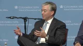 CGEP: 2015 Columbia Global Energy Summit (Part 4) Financing our Energy Future