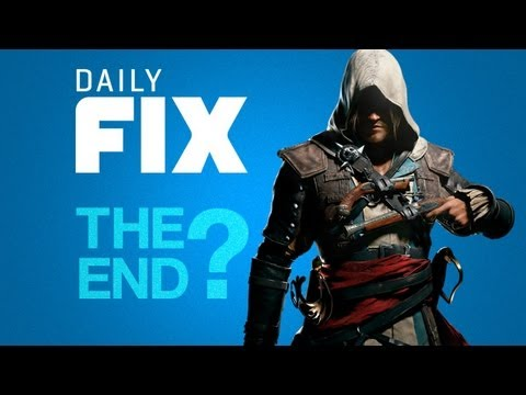 The End of Assassins Creed? Xbox One's Google Glass - IGN Daily Fix 08.05.13