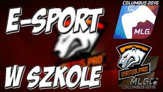 E-SPORT w SZKOLE - Rozwój E-Sportu w Polsce | Program Nauczania Nowych Drużyn