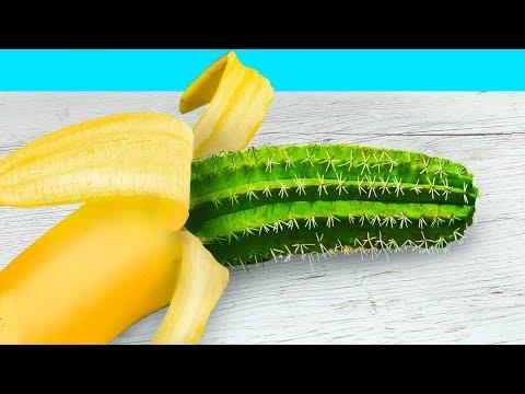 20 Banana Life Hacks