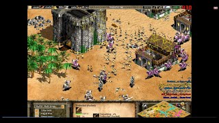 Age of Empires II | 3v3 Mega Rusty (Nov 10, 2005)