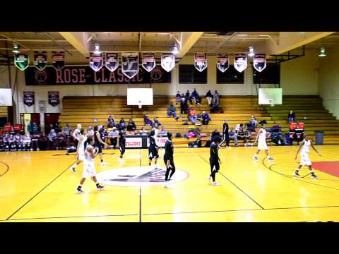8 | Girls | Miami Norland Senior High School ( Florida ) Vs HD Woodson High School ( Washington DC )