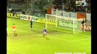 The Netherlands - France 0 / 1 (Friendly: Jan / 18 / 1995)