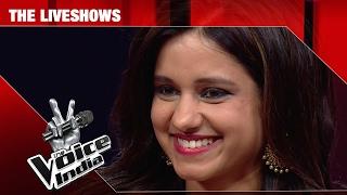 Neha Khankriyal - Ab To Hai Tumse Har Khushi Apni | The Liveshows | The Voice India S2