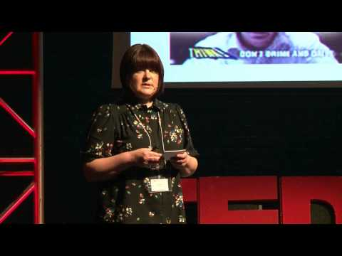 Sticks and stones can hurt...words can silence me for good | Jo Costello | TEDxLoughborough