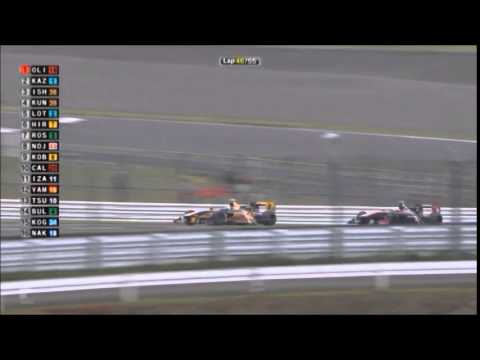 Kamui Kobayashi vs Andrea Caldarelli long battle! at Super Formula