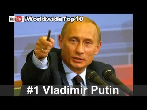 World's Top 10 Powerful Person 2014