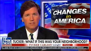 Tucker Carlson Tonight - Demographic Changes In America