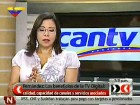 Televisión Digital en Venezuela potenciará señal latinoamericana