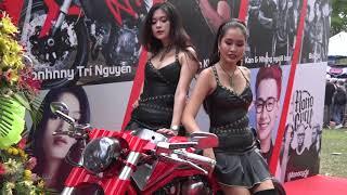 DÀN MOTO KHỦNG TẠI ĐẠI HỘI MOTO VIỆT NAM 2018