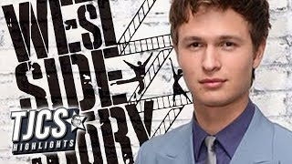 Baby Driver's Ansel Elgort To Lead Spielberg's West Side Story