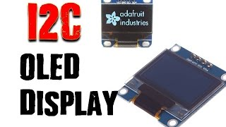 Cheap OLED Displays for Arduino Projects