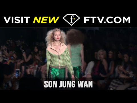 Son Jung Wan Spring/Summer 2017 Trends | FashionTV