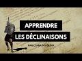 Chanson des déclinaisons latines - Latin declension song