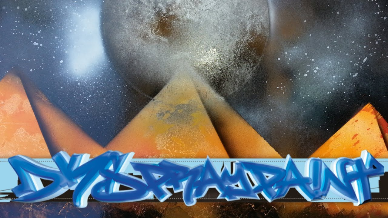 spray paint art pyramids moon galaxy youtube. Black Bedroom Furniture Sets. Home Design Ideas