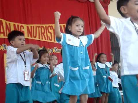 Makulay Ang Buhay Sa Sinabawang Gulay Dance For Children - Nebes Kinder video
