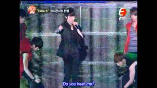 [ENG SUBS] Infinite 1st Inauguration Ceremony 110902 1/2