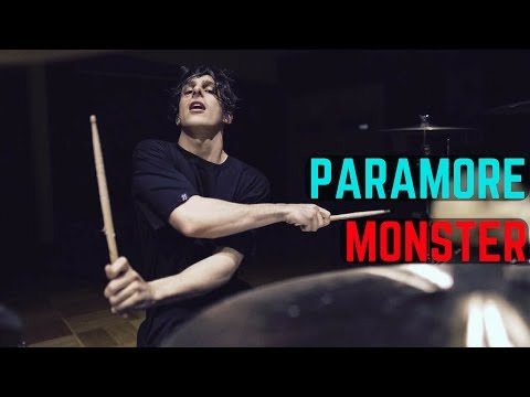 Paramore - Monster | Matt McGuire Drum Cover thumbnail