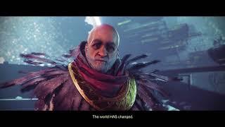"Destiny 2: Curse of Osiris - Omega: Osiris & Ikora Reunited ""It's Been A Very Long Time"" Cutscene"