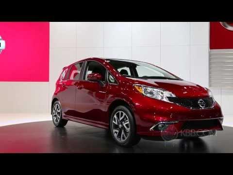 2015 Nissan Versa Note SR - 2014 Chicago Auto Show