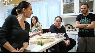Heghineh Family Vlog #57 - Խաշը - Heghineh Cooking Show in Armenian