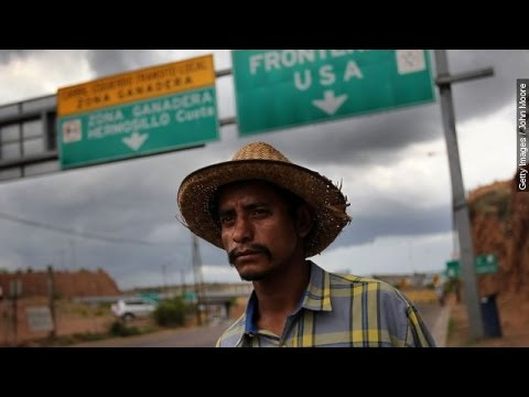Why Are So Many Mexican Immigrants Going Back Home? - Newsy