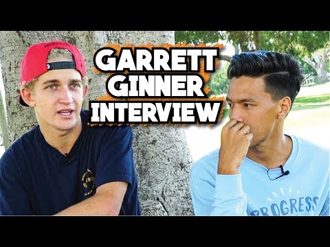 "TALKING ""YOUTUBE MONEY"" W/GARRETT GINNER"