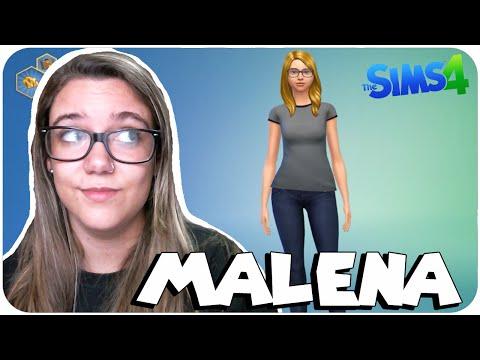 Malena No The Sims 4! video