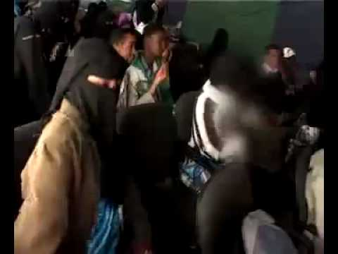 Ethiopian Sexy Ladies wearing Hijab at a Disco Party